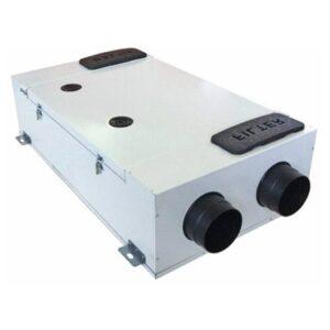 Приточно-вытяжная установка Aerauliqa с полипропиленовым теплообменником QR180ABP