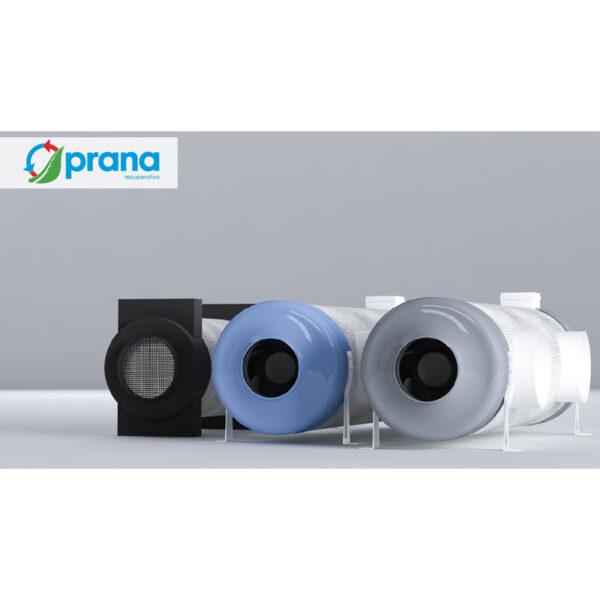 Рекуператоры Prana-250/Prana-340A/Prana-340S промышленной серии