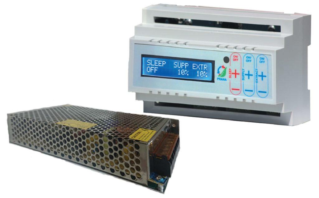 Сенсорный блок управления Сontrol block DP Prana-250